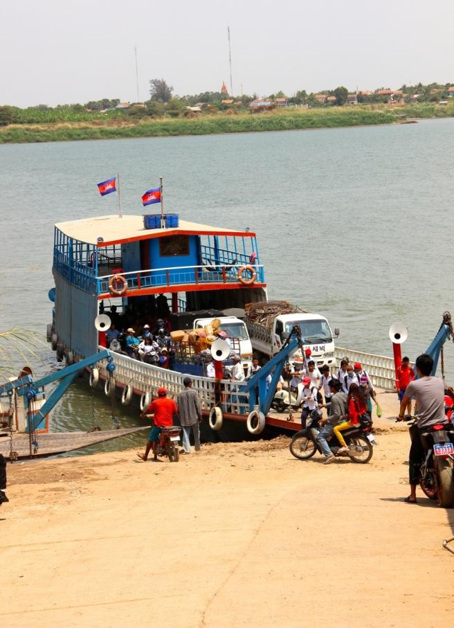 le ferry pour l'ile !!!!