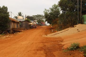 L'avenue de Banlung !