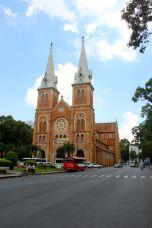la cathédrale...